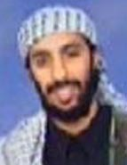 Ahmed Alhaznawi in a video released in 2002.